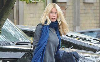 A fost odată un supermodel: Cum arată Claudia Schiffer fără machiaj