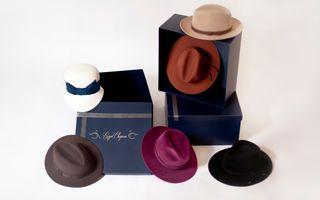 Royal Chapeau lansează prima colecție prêt-à-porter