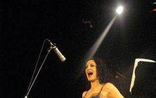 Angela Gheorghiu a lansat un album de colinde