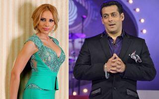 Povestea de dragoste dintre Iulia Vântur şi Salman Khan. Cum a început?