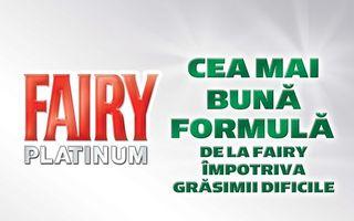 Fairy și Chef Florin Dumitrescu caută rețeta tradițională preferată a românilor!