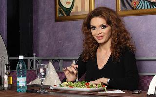 Cristina Spătar e obsedată de slăbit
