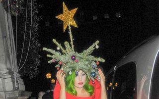 Lady Gaga, 10 ţinute extreme ale anului 2013. Cum şi-a şocat fanii?