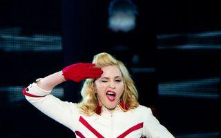 Madonna, cântăreața cu cele mai mari venituri în 2013