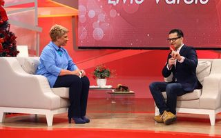Teo şi Liviu Vârciu vor fi gazdele emisiunii speciale de Crăciun, la Kanal D