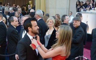 Jennifer Aniston şi Justin Theroux, la terapie de cuplu