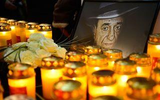Nae Lăzărescu, înmormântat cu onoruri militare