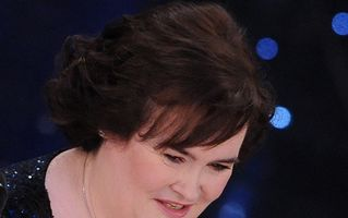 Susan Boyle a fost şantajată de fratele ei