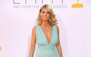 Heidi Klum nu-şi mai doreşte alţi copii