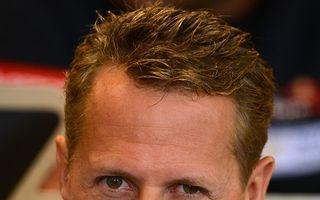 Michael Schumacher, în comă după un accident de schi
