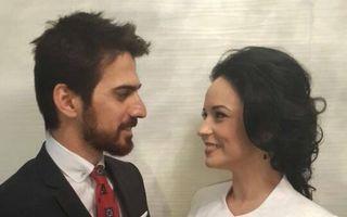 Gata luna de miere! Andreea Marin și Tuncay Ozturk s-au întors în țară