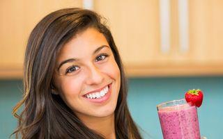 5 băuturi şi alimente care te ajută să-ţi recapeţi energia
