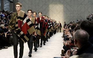Ce vor purta bărbaţii la toamnă: cămăşi înflorate, eşarfe pictate şi genţi XXL!