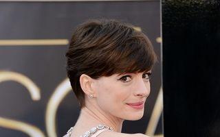 Anne Hathaway, la un pas de a se îneca