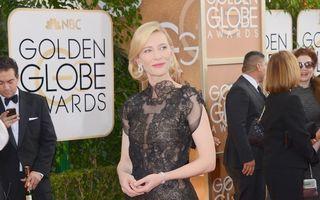 Hollywood: Top cele mai sexy 10 rochii pe covorul roşu de la Globurile de Aur