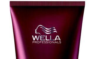 Wella Professionals Care – Color Recharge Refresh pentru parul brunet