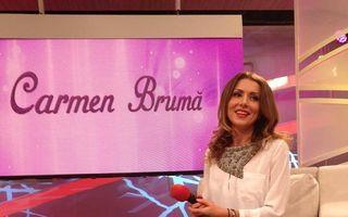 Carmen Brumă va avea un băiat
