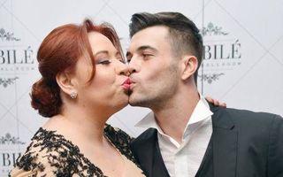 Oana Roman s-a căsătorit cu Marius Elisei