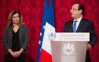 Dosar Eva. Preşedintele Franţei o înşală pe Prima Doamnă cu o actriţă