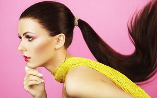 Frumuseţe: Cum să transformi părul prins în coadă într-o coafură sexy. 5 idei