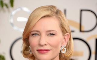 Cate Blanchett vrea să devină regizor