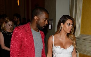 Kim Kardashian şi Kanye West, nuntă la Paris