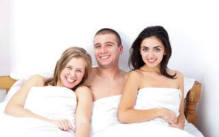 """Poveste adevărată: """"Soțul meu vrea sex în 3, mie mi-e teamă că o să-mi placă prea mult"""""""