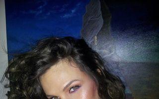 Anna Lesko va naște natural