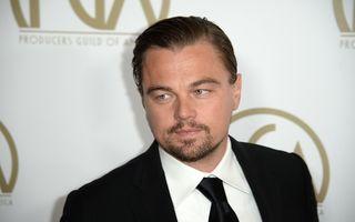 """DiCaprio: """"Am crescut într-un cartier violent"""""""