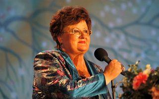 Marioara Murărescu, înmormântată cu onoruri militare