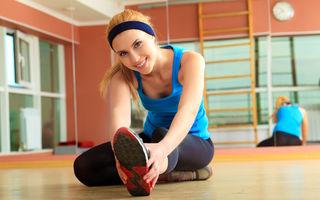 Ce să faci ca să nu ai febră musculară după ce mergi la sală