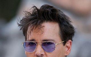Johnny Depp vrea să cumpere un conac din Marea Britanie