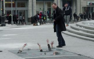 VIDEO: Invazie de zombie la New York