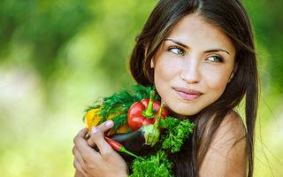 Frumuseţea ta: Cum îţi afectează dieta sănătatea tenului. 4 riscuri