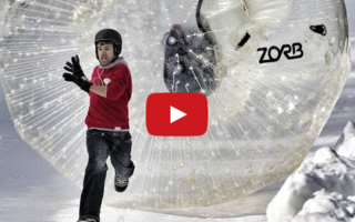 VIDEO: Bowling uman, distracție maximă!