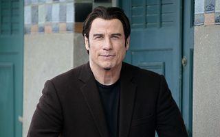 """John Travolta: """"Mulţumesc scientologilor"""""""