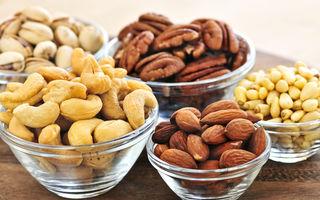 Alimentaţie de calitate: Cele mai bune nuci şi seminţe pentru sănătatea ta