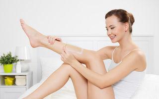 Frumuseţe: 4 trucuri pentru ca epilatul să fie mai puţin dureros