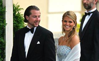 Prinţesa Madeleine a Suediei a născut o fetiţă