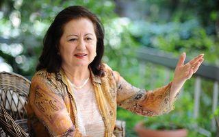 """Bunica Mioara Roman despre nepoata ei: """"Este perfectă. Sunt foarte fericită"""""""
