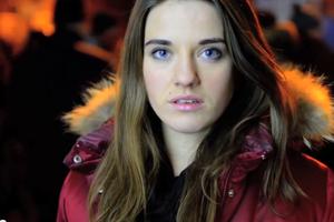 """""""I am Ukrainian"""" - Mesajul unei tinere din Kiev a făcut înconjurul lumii: """"Poate ne vor omorî unul câte unul"""""""