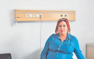 Oana Roman, prima declaraţie după naştere