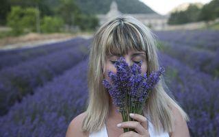 Suplimentele cu lavandă, remediu împotriva anxietăţii
