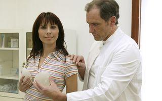 Un tip nou de implant mamar: e mai uşor şi împiedică lăsarea sânilor!