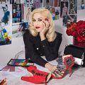 Tocuri înalte și confortabile: Gwen Stefani lansează colecția de pantofi pentru toată ziua