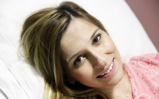 Dana Rogoz, o mămică superbă - FOTO