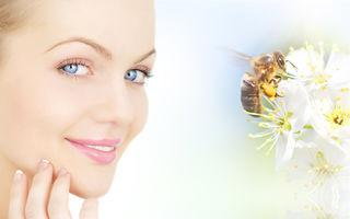 Efectele lăptişorului de matcă asupra frumuseţii tale. Cum te ajută?