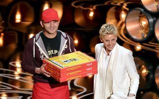 Dosar Eva. Băiatul cu pizza din sala Oscarurilor trăiește visul american