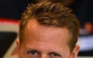 Mici semne încurajatoare pentru starea lui Schumacher