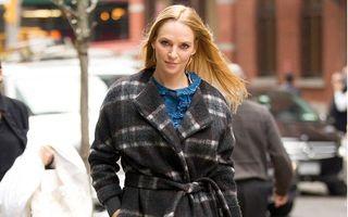 Frumuseţe fără vârstă: Uma Thurman arată excelent la 43 de ani
